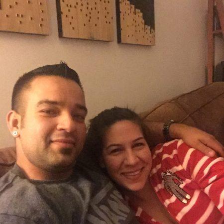 Me and Rene
