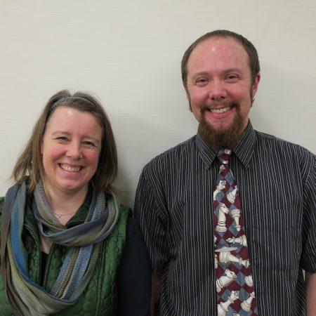 Jamez Terry and Susan Halvor