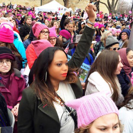 Why I march. #womensMarchDC