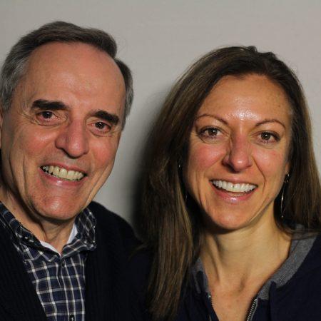 Dennis Stuart and Julie Stuart