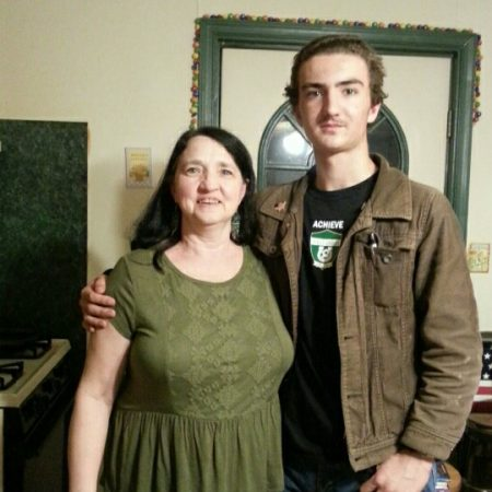Blake Nickel and Bonnie Dooley