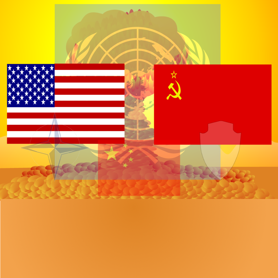 the effects of the cold war on the soviet union and america But truman could not perceive china's civil war apart from the soviet-american cold war, and he fatally flawed general marshall's mediation mission in 1946 by continuing military aid to the gmd.