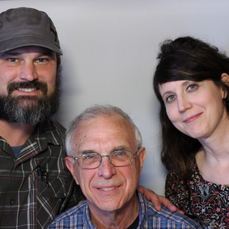 George Oberlick, Shanna Babalonis, and George Oberlick