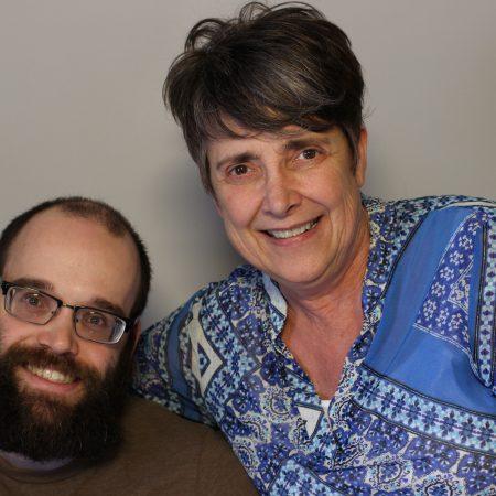 Alan Sea and Nancy Redmon