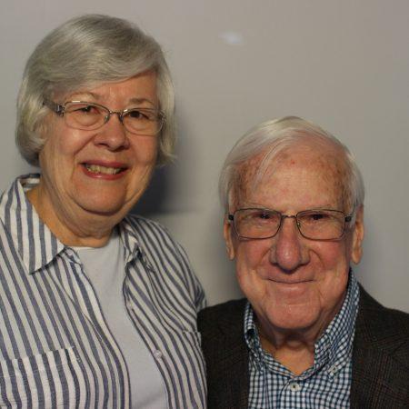 Thomas Dicken and Nancy Dicken
