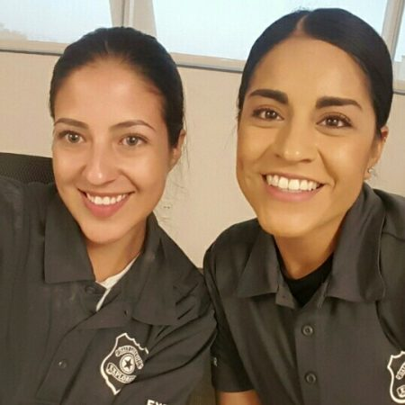 Interviewing Officer Novoa