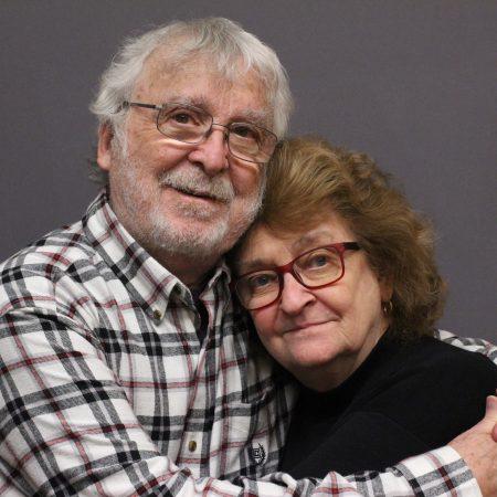 Ted & Marcia Johnson