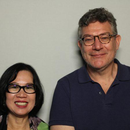 Jennifer Yin and David Levy