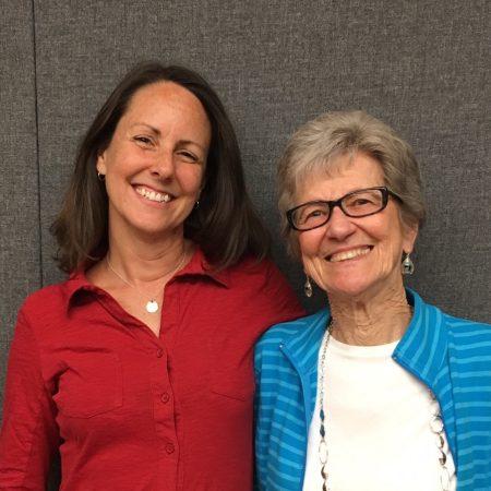 Marge Weber & Lara Weber