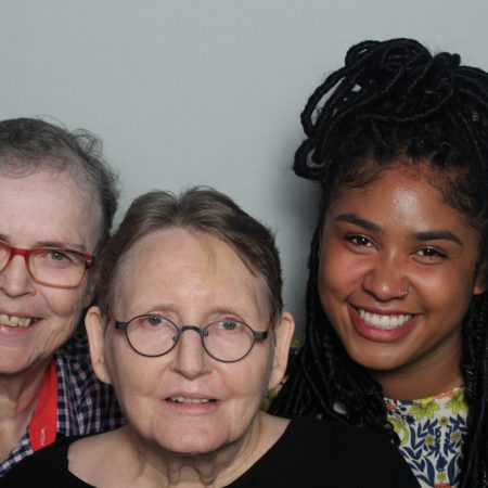 Arlene Ackerman, Jacquie Ackerman, and Amanda Ackerman