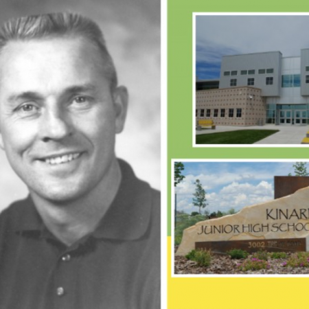 Hal Kinard - Our humble beginnings through the eyes of our school's namesake.