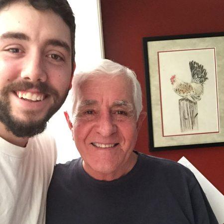 My best old bud and grandpa Glen Stanley