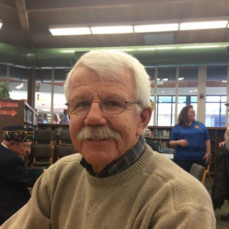 Veteran Day interview with Mr.Brunner
