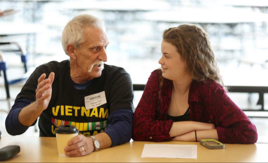 veterans interview