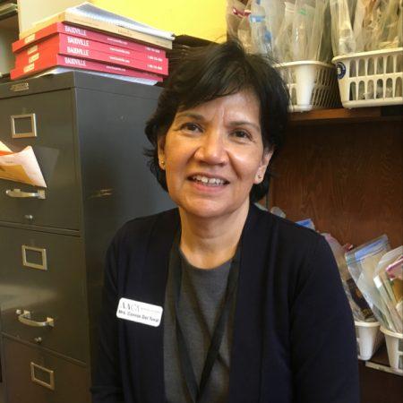 Mrs. Del Toral