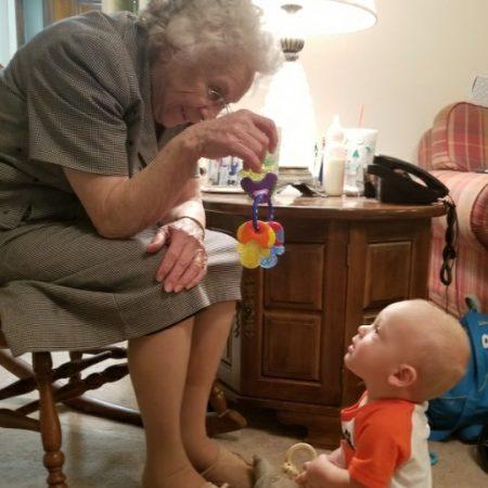 Gran's Childhood