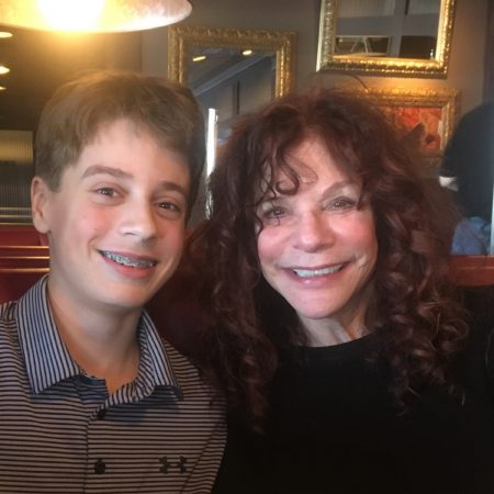 Maddie Zimmerman talks to her grandson Nicholas Menendez about her life growing up.