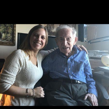 Jerry Freimark: father, grandfather, great-grandfather, Holocaust survivor