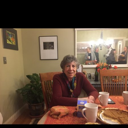 Thanksgiving 2017: the Grandparents' Meeting and Marriage