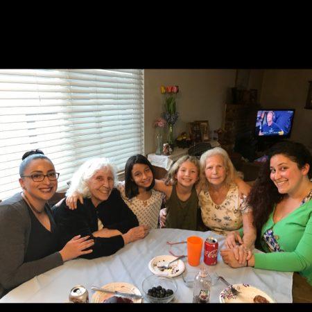 Great Grandmas Altamirano and Huntley