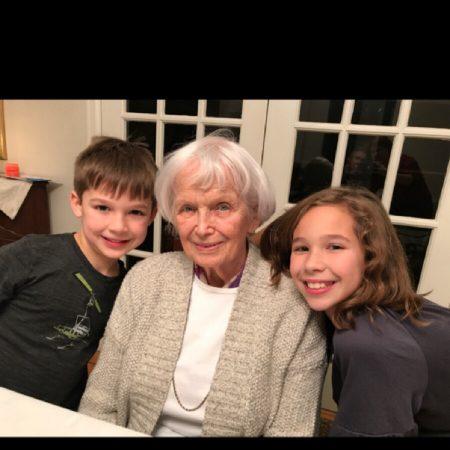 Thanksgiving Interview, Great-Grandma Gross