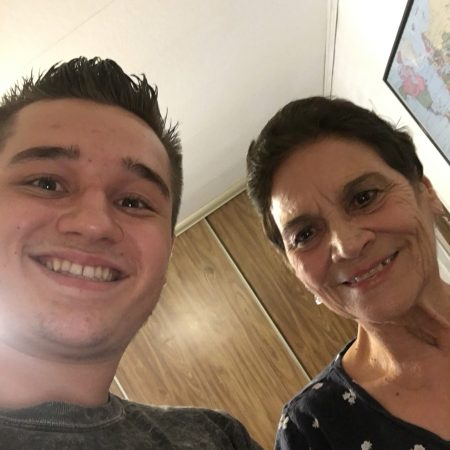 Interviewing my Nan