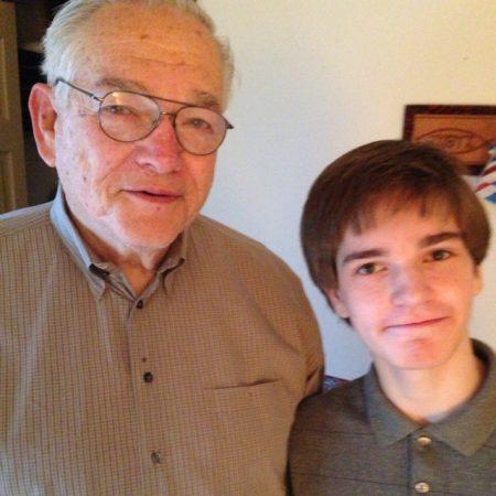 Isaac interviews Grandpa Roth