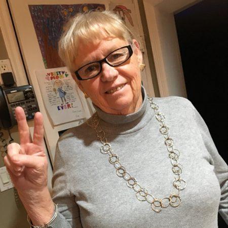 Interviewing my grandma