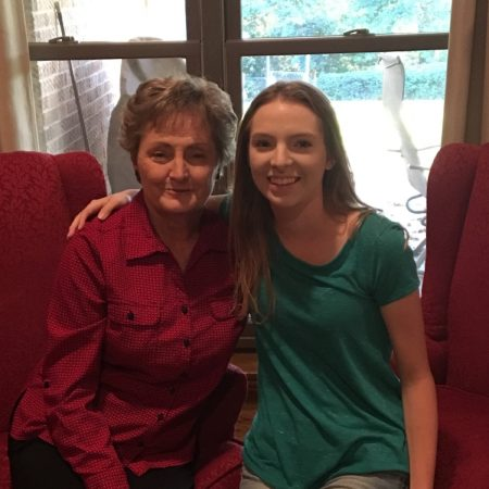 McKenna Steiner interviews her grandmother, Bunny Steiner, who shares stories about growing up in a 1950s small town.