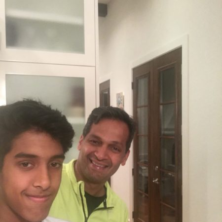 Arjun interviews his dad, Anand Gramopadhye, and Anand talks about his journey through life