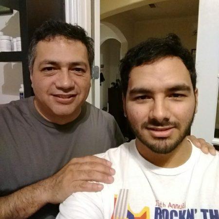 Interviewing Dad: Manuel Reza