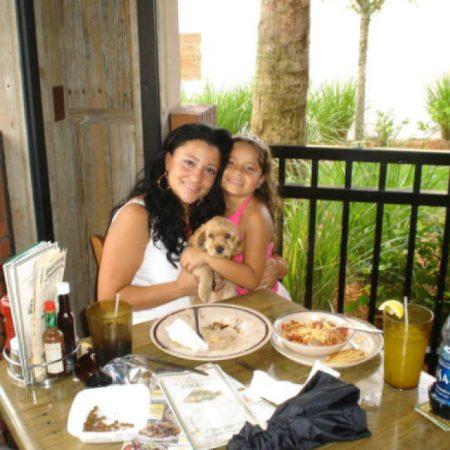 Interviewing Carolina Delatorre , my mother , and best friend.