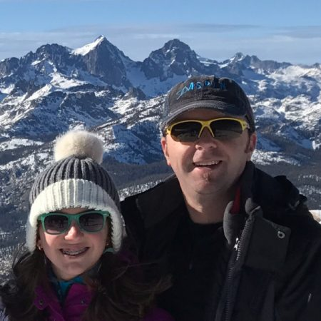 Andreea Soricut and her dad, Radu Soricut, talk about growing up in Romania and coming to the United States.