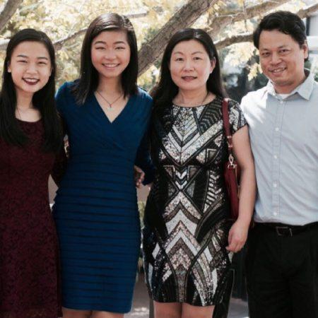 Xin Qi and Tianbing Xia talk about growing up in Beijing