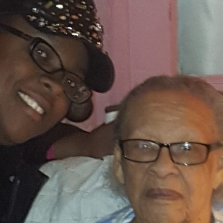 Me and my granny