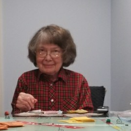 Learning Nana: An Afternoon With Diane Walker