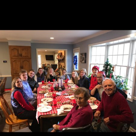Christmas 2017 with the Twinings and Tauras's