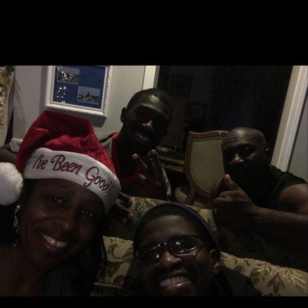 Perkins Family Christmas 2017