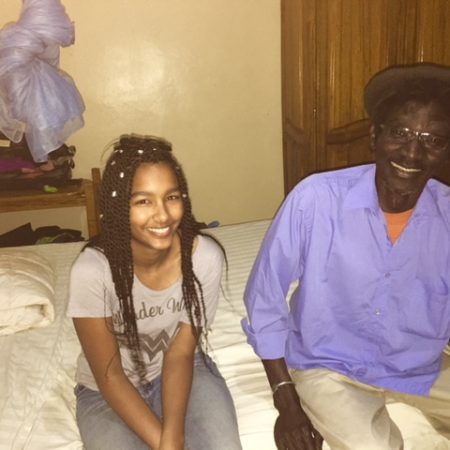 A Senegalese Story: From a Prankster to a Professor