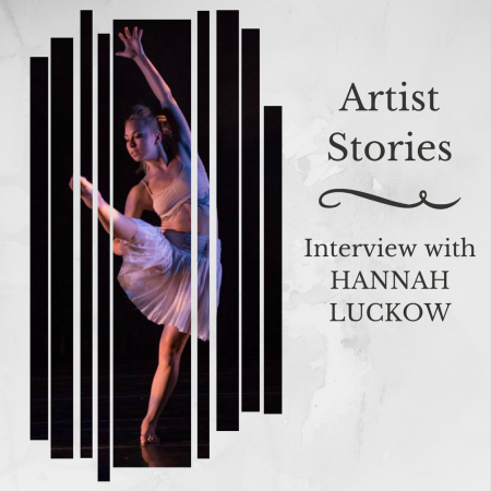 Dance Wire Ambassador Series - Hannah Luckow