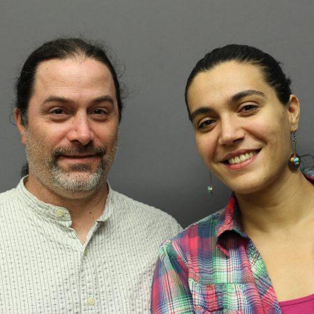 Mateo Mulcahy & Karima Daoudi