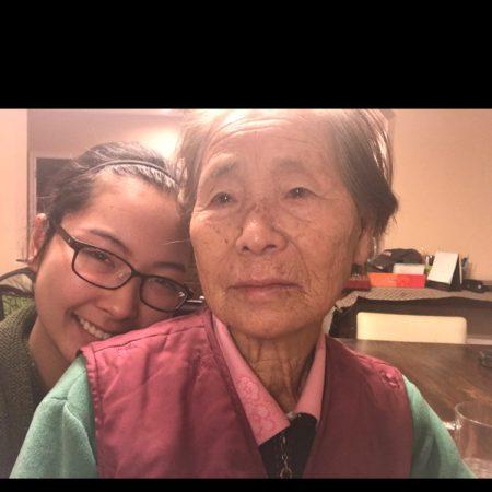 My paternal grandmother whom I love