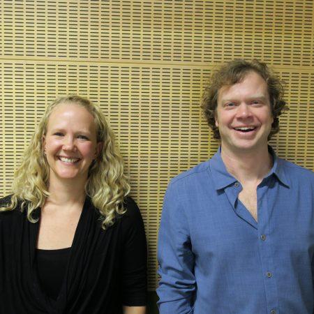 Davin Holen and Tina Buxbaum