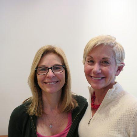Meryl Selig  and Nancy Zucconi