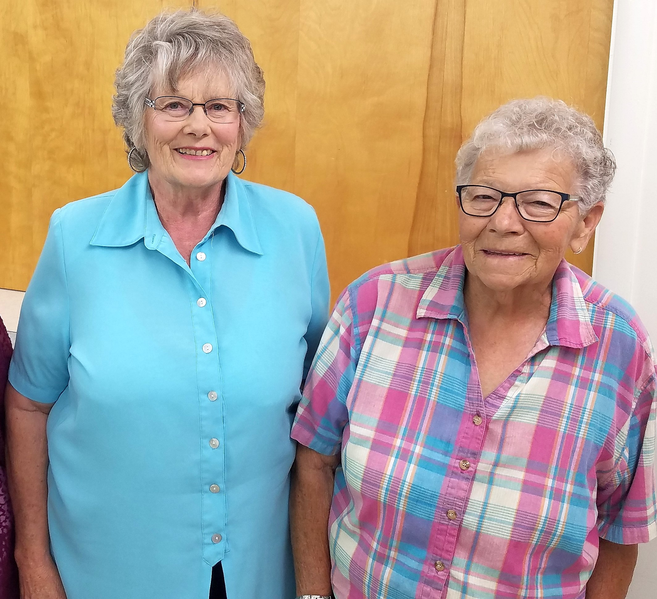 BETTY COLLINS, JANET RICE, AND DOROTHY TAYLOR SHARE THEIR EXPERIENCES AS SISTERS GROWING UP IN BROADUS, MONTANA