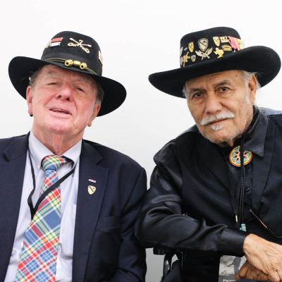 Joe Galloway & Vince Cantu