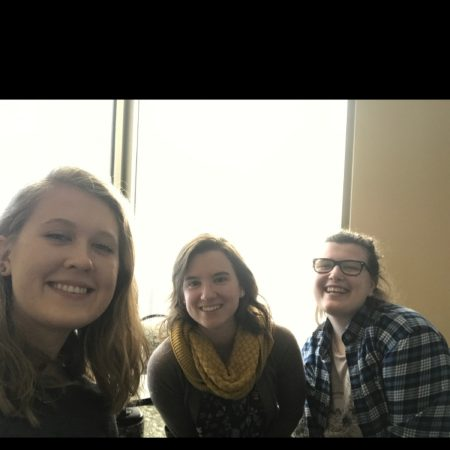 Madeline, Alaina, and Shannon talk about social media and it's impact on community... and more!