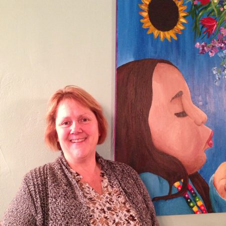 """""""I'm a changed woman as far as my feelings about poverty"""": Susan on her role as Wayne Township Trustee"""