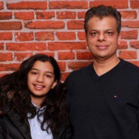Aunvi Mahajan Interviews her Dad, Sunil Mahajan about his Childhood, and him Moving and Adjusting to the US.