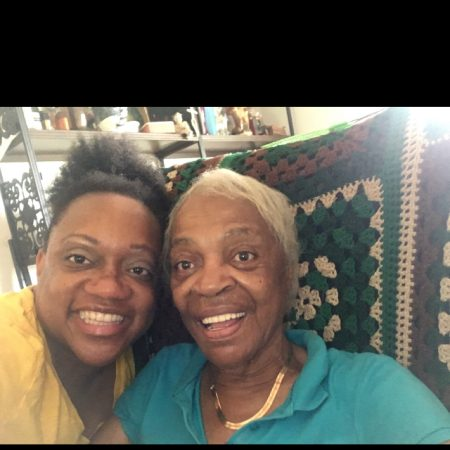 My Aunt Clara Ree Meggs-Brooks and Fannie Lou Hamer